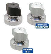 Imao Quarter-turn pin holding clamps