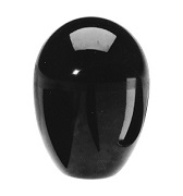 187 Series - Dimcogray oval tapered knob knob