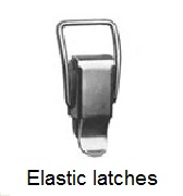 Elastic SAV Latches