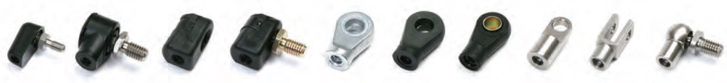 Camloc Gas Spring - End Connectors