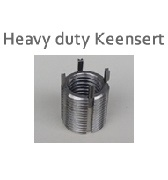 Heavy duty Keensert