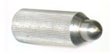 Knurled Press Fit Steel & Stainless Steel nose vlier plungers