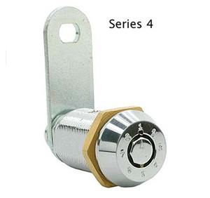 camatic camlock locks extra security 8 changeable combinations 4MKIV series