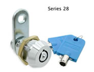 round key camlock no master key extra security solid brass 7 pin 28 series lock