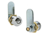 round key camlock with master key extra security brass 7 pin 58 series lock