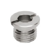 QCBU-M Button-locking pins receptacle