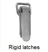 Rigid SAV Latches