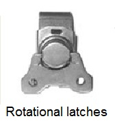 Rotational SAV Latches