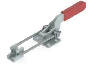 Pull-action clamp