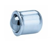 Vlier - Spring actuated ball index plunger