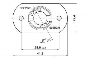 991R2 - dimensions