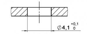 991R2 - plain holes