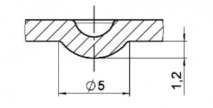 991R2 - weld nibs