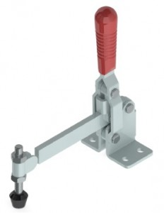 VTC-4595-SB - VTC-4595 clamp with  solid bar for welding the bolt retainer