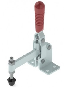 VTC-4595-SF - VTC-4595 clamp with solid bar and fixed spindle position