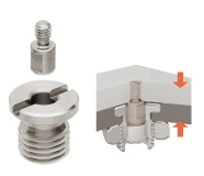 imao magnet lock clamping pins