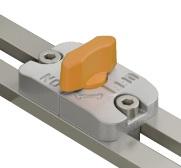 imao one-touch sliding locks