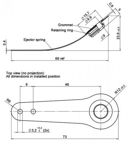 V40G50-1-1BP - ejector spring